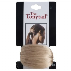 Mia Tony Pony Tail Wrap Blonde