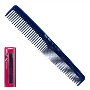 Dateline Professional | Blue Celcon 400 Styling Comb – 17.5cm