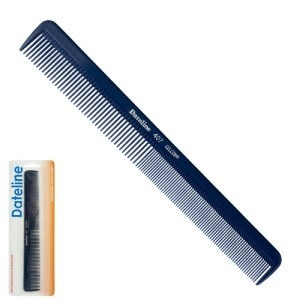 Dateline Professional | Blue Celcon 407 Styling Comb – 21.5cm