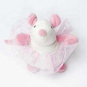 Ballerina Buddies Maddi Mouse