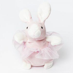 Ballerina Buddies Rachel Rabbit
