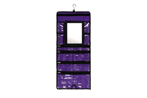 KySienn Purple Cosmetic Bag