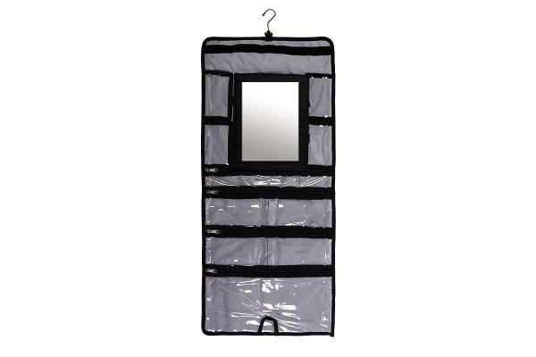 KySienn Silver Cosmetic Case