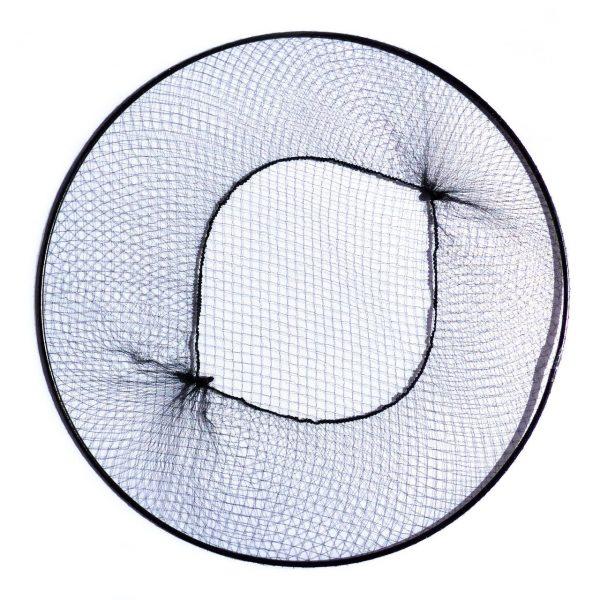 KySienn Hair Nets - 10 Pack Black