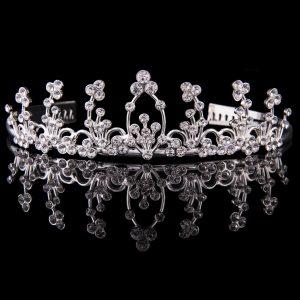 Mad Ally Large Diamante Tiara