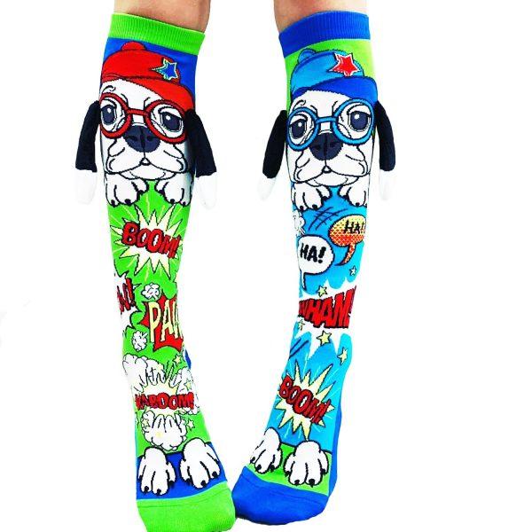 Mad Mia Puppy Socks