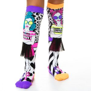 Mad Ballerina Socks