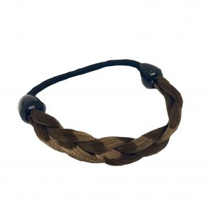 KySienn Pony Tail Wrap Plated Brown