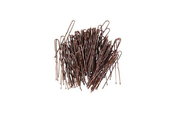 KySienn Ripple Pins 4.5cm 100 Pack Brown