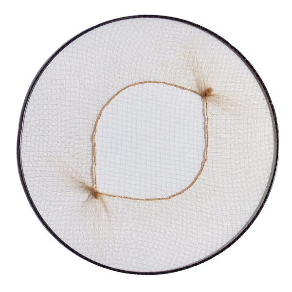 KySienn Hair Nets - 10 Pack Light Brown
