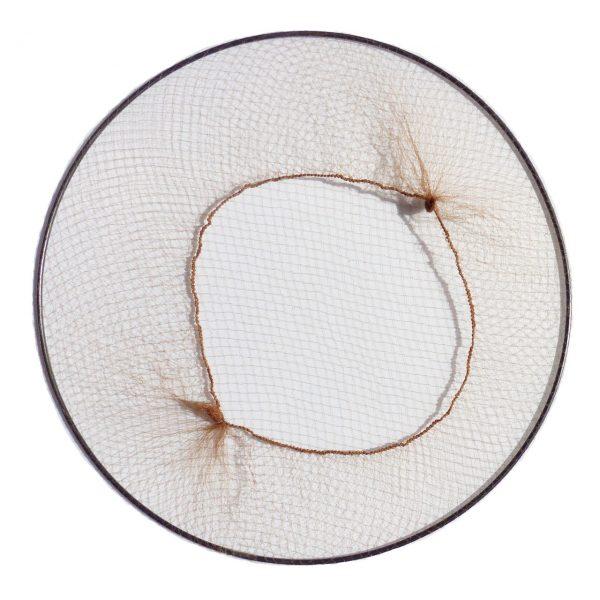 KySienn Hair Nets - 10 Pack Medium Brown