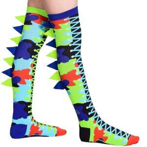 Mad Mia Dinosaur Socks