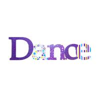 Dance Sign Purple
