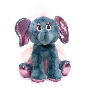 Ellie Ballerina Elephant