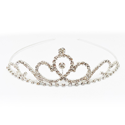 KySienn Silver Tiara Small Tiffany