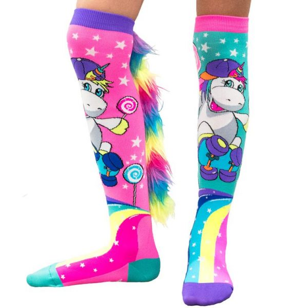 Mad Mia Skateboard Socks