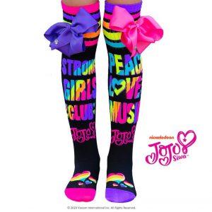 Mad Mia Jo Jo Dance Peace Love Music Socks