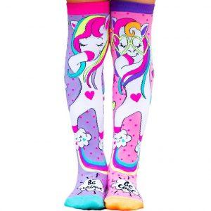 Mad Mia Dance Unicorn Socks