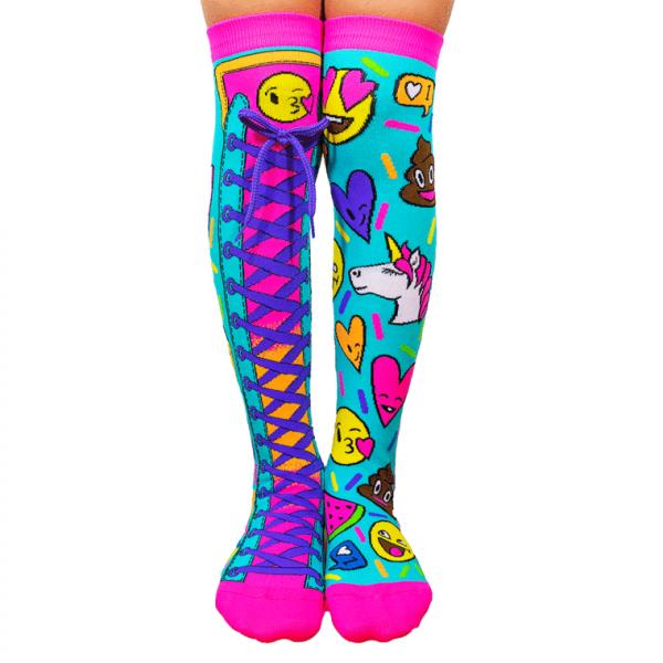 Mad Mia Emoji Socks